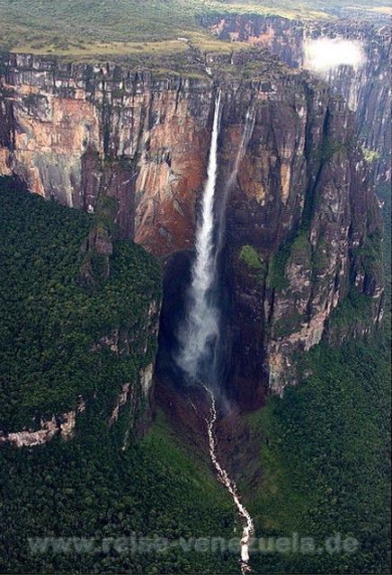 Salto Angel Venezuela Tours